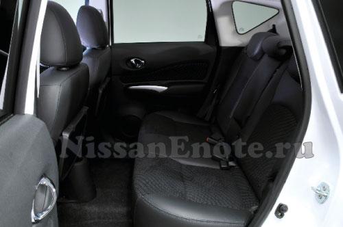 Обновленный Nissan Note