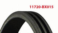 11720-BX015 ремень помпы ноте 1.4