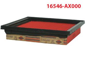 16546-AX000 воздушный фильтр note