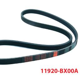 11920-BX00A приводной ремень кондиционера