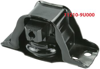 11210-9U000 правая подушка двигателя 1.6 nissan note