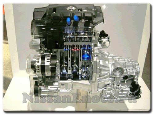 Корпус бензиновых двигателей