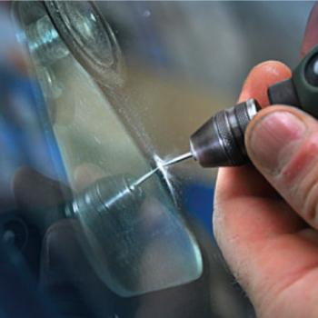 ремонт трещин на лобовом