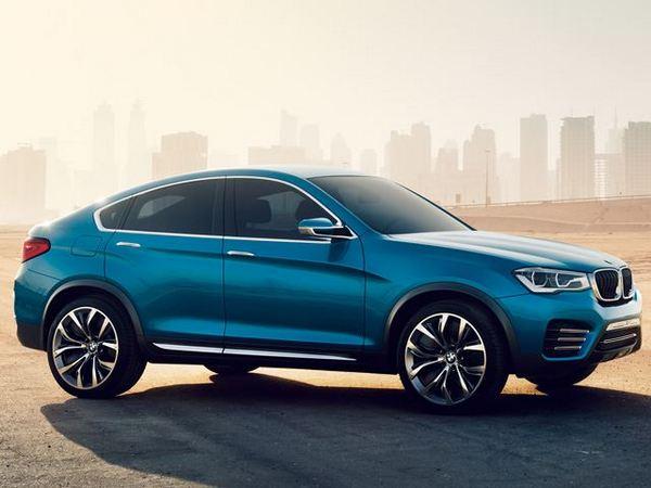 обзор BMW X4 на сайте autodrop.ru