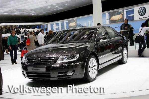Volkswagen phaeton 2015