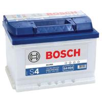 Аккумулятор BOSCH S4 Silver 60R