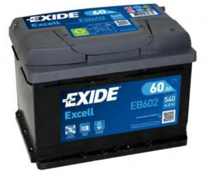 Аккумулятор Excell 60Ah 540A