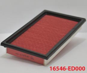 16546ED000 воздушный фильтр