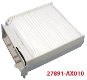 27891-AX010 фильтр кондиционера Nissan Note