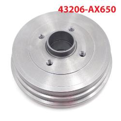 43206-AX650 задний тормозной диск