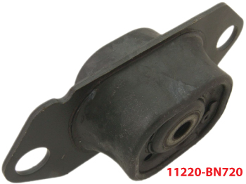 11220-BN720 опора двигателя левая note