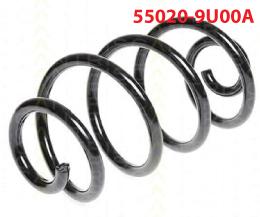 55020-9U00A задние пружины