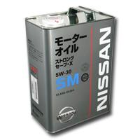 Масло Nissan 5w30 KLAM3-05304