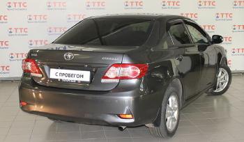Новая или подержанная Toyota