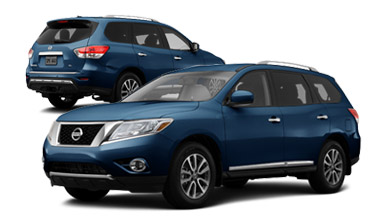 Nissan Pathfinder или Toyota Highlander?