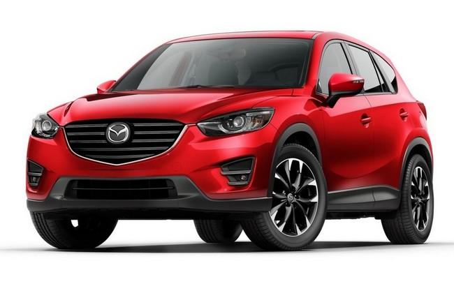 Новая Mazda CX-5 2015
