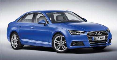New Audi А4