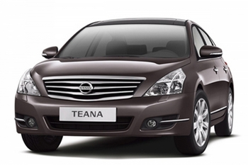 Обзор  Nissan Teana