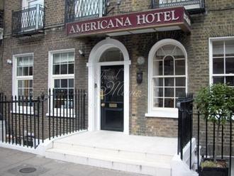 Отели Лондона рядом с Конференц-центром имени королевы Елизаветы II